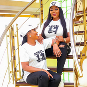 Nollywood actress celebrates her husband's first wife on her 44th birthday