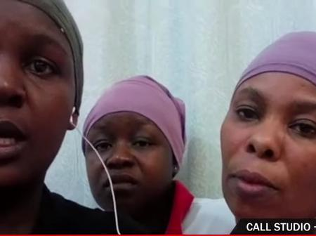 'Please Help Us Return Home Alive, Will Never Leave Kenya Again' 3 Ladies In Iraq Cry Out For Help