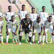 Penalties send Ghana to Total U-20 AFCON semi final