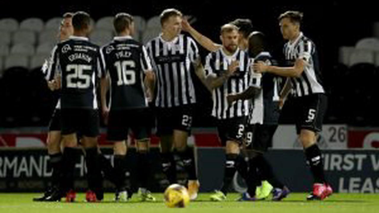 St Mirren and St Johnstone players rated after Scottish Cup semi-final