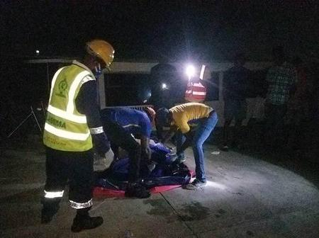A Truck accident happen along Lagos-Shagamu Express Road that claim 3 lives