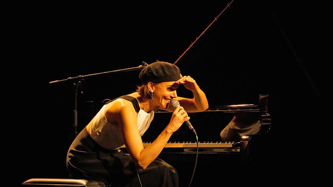 Ein musikalisch poetischer Genuss mit Anna Depenbusch