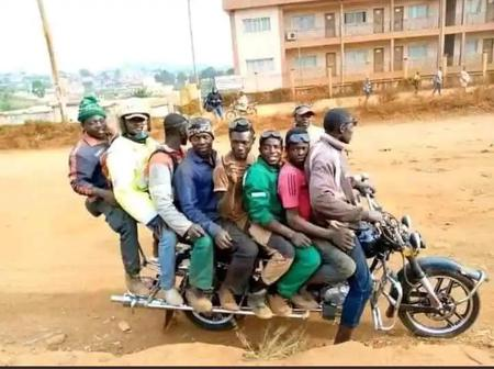 After These Men Re-Designed A Motorcycle, See What Nigerians are Saying About Their Innovation