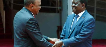 Is Handshake Between President Uhuru Kenyatta and Raila Odinga Falling Apart?