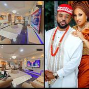 See The Luxurious Sitting Room Owned By Williams Uchemba