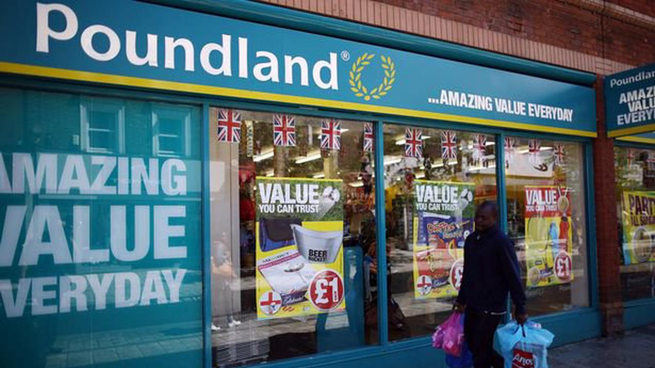 One in 10 products sold at Poundland are no longer £1 as chain takes on Wilko and B&M