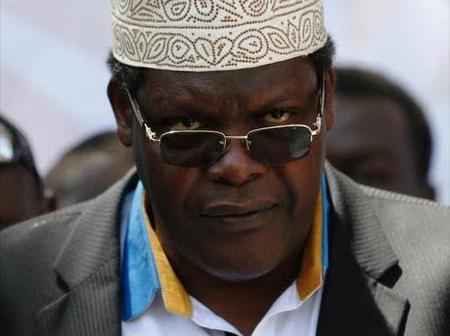 Miguna Rants After Nation Media Used White People's Images in an African Article