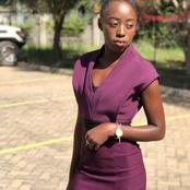 Aaaw So Emotional You Will Make Me Rub My Make Ups! Vesha Okello Replies To This Massage