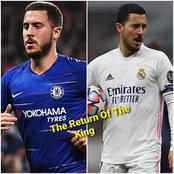 OFFICIAL: Eden Hazard Will Play Against Chelsea As The Blues And Real Madrid Clash In The Semifinals