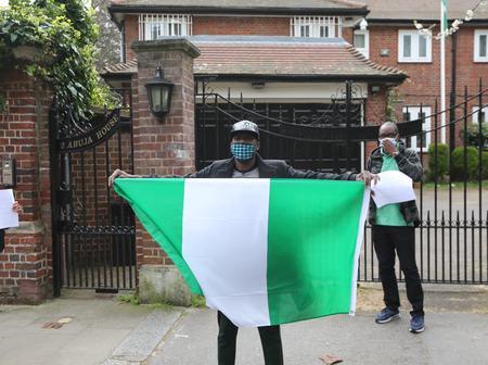 Why Nigerians Should Harass Buhari Out Of London - Reno Omokri
