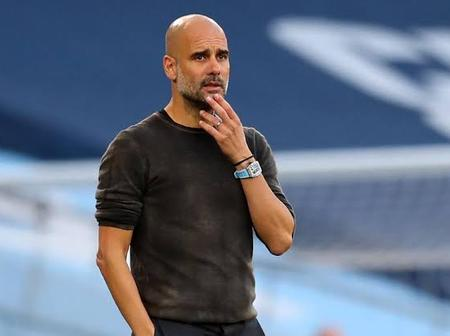 The Only Premier League Team Pep Guardiola Has Not Defeated This Season