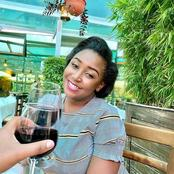Bety Kyallo's Photo And Comments, Has Caused Mixed Reactions And Debate In Her Facebook Fan's Page