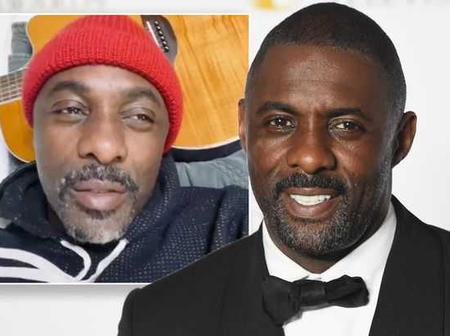 Coronavirus: Idris Elba says 'world should quarantine every year' after recovery