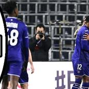 Percy Tau's former loan club Anderlecht in fourth place after latest 1-1 draw.(Opinion)