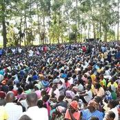 Not Business as Usual! UDA Mps Conduct a Mega Rally In Matungu To Campaign For Their Candidate