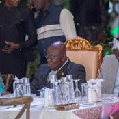 Call it a State Wedding: The Last Time H. E Nana Addo Was at a Glamourous Wedding of His Niece. PICS