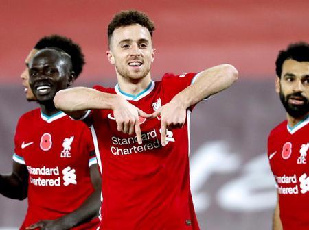 Liverpool fait très mal à Arsenal, M. Salah et D. Jota décisifs
