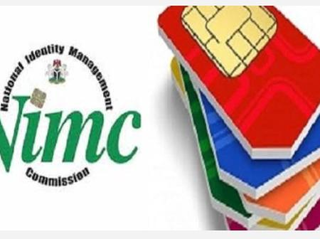 Federal Government Makes New Announcement On NIN-SIM Linkage (Details)