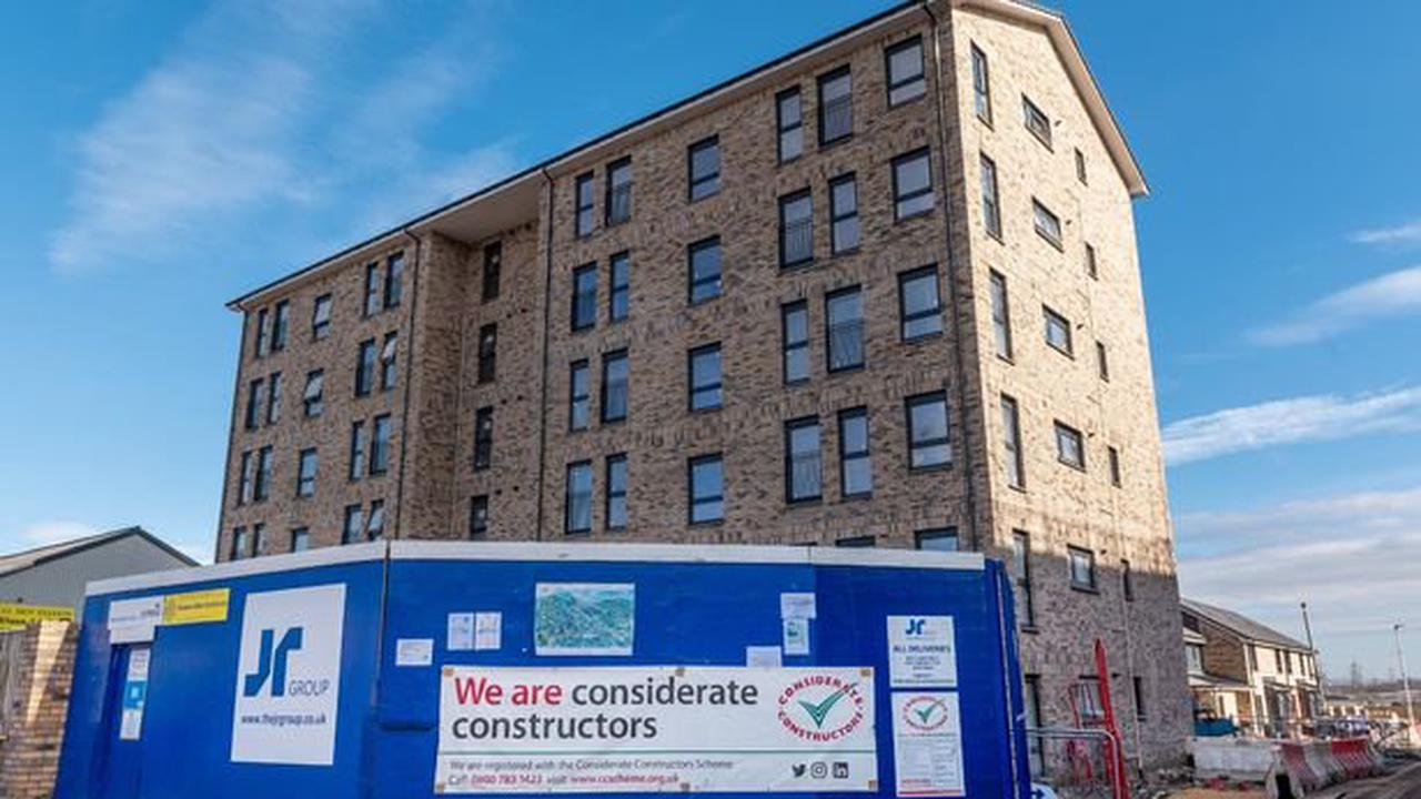 Summer completion target for new housing developments