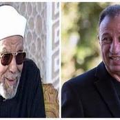 موقف طريف بين الشيخ الشعراوي ومحمود الخطيب