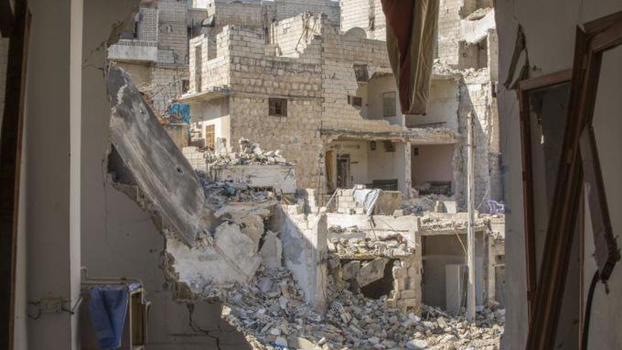 Syrie : un hôpital visé par des tirs d'artillerie