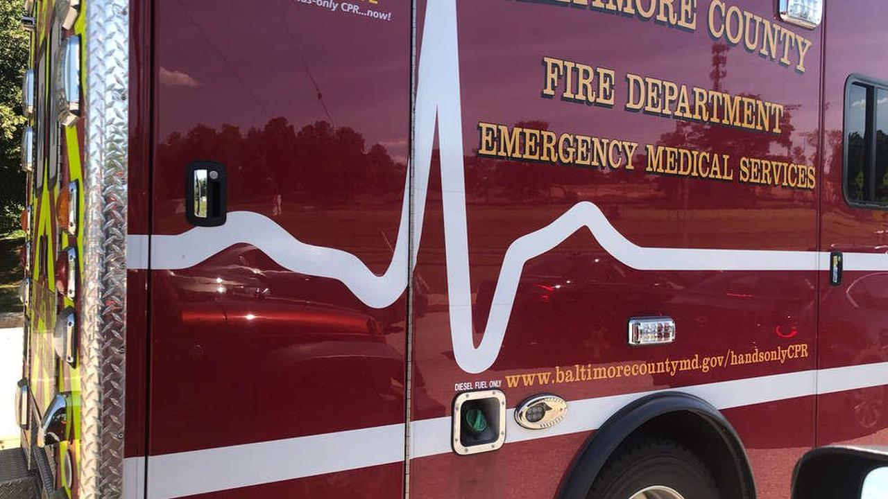 Baltimore County Fire Unveils New State-Of-The-Art Equipment