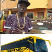 Comic Actor Lilwin Gives Scholarship To Sibling Of The 5 year Old Girl His School Bus Killed