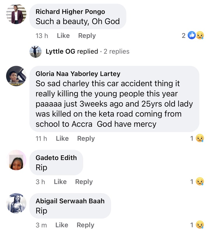 c58d75d5ae43177fa478f05bcb881ba9?quality=uhq&resize=720 - Sad: Benedicta Gafah shed tears As She mourns her sister who was reported dead In A Fatal Accident (Photos)
