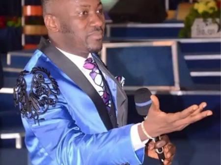 Apostle Johnson Suleman just asked an intriguing question, read for more details
