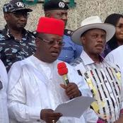 Igbo Governors Set Up New Security Out After Its 15 Point Communique. See The Name & Headquarters