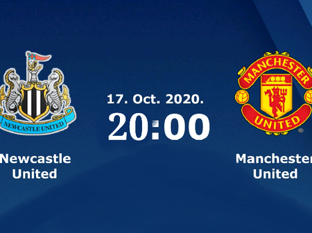 Man Utd vs Newcastle United Match Details.