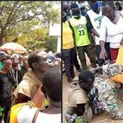 Kenya : elle avait perdu son fils il y a 3 ans, mais elle le retrouve fou dans la rue
