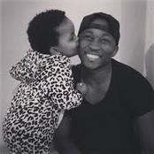 The Coolest Mzansi Celebrity Dads With Their Children!