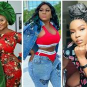 Check Out How Uche Elendu, Yemi Alade And Destiny Etiko Reacted To Mercy Johnson's New Photo
