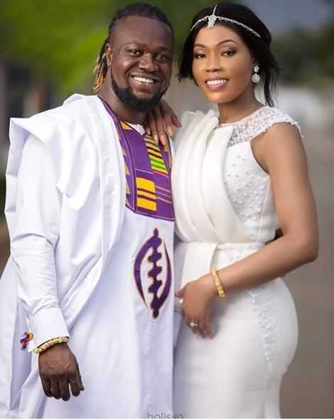 "c5a0dcd8ef574b628bed23552e9acdc3?quality=uhq&resize=720 - ""I Love Your Eyes"": Actor Eddie Nartey Shares An Emotional Video Together With Her Late Wife"