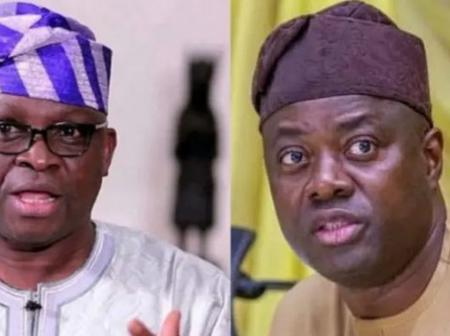2023 ELECTIONS: After PDP Made Move To Reconcile Fayose And Makinde Saga, See How Nigerians Reacted
