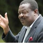 Mudavadi Declares ANC Party Strong in Western Following Matungu Victory