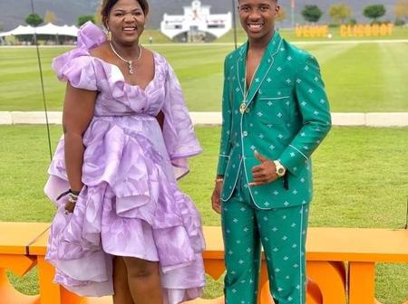 MamKhize's son Andile Mpisane accused of being a Mama's boy