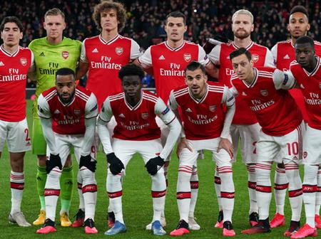 Huge Blow To Arsenal Football Club as about three Players are set to miss tomorrow's clash.