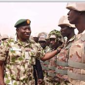 See what Goodluck Jonathan said after he visited the Nigerian Soldiers in North East years ago