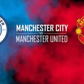 Five Main Statistics To Consider Ahead Of Manchester Derby
