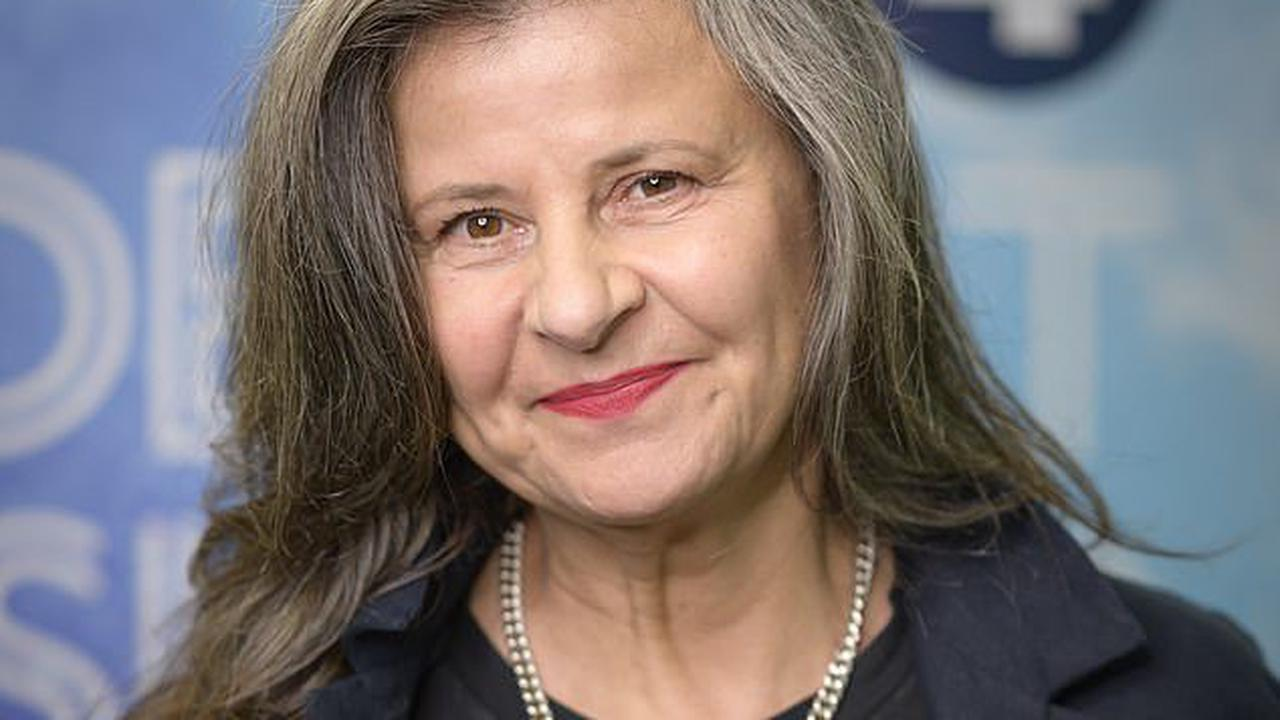 Comedian Tracey Ullman reveals her family kept her father's death when she was six a secret - telling her: 'He's on holiday'