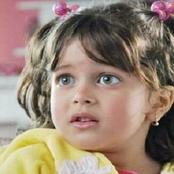 أصبحت شابة جميلة ... أين اختفت الطفلة جنا وكيف تغير شكلها الآن؟
