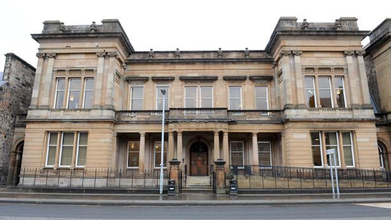 Boozed up yob stormed into a house and terrified youngsters