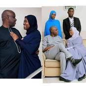 Meet Aisha Yesufu' Husband, Who She married While She Was Still In The University & Their 2 Children