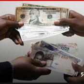 Nigerian Naira is No Longer 480 Per Dollar, Here's the New Exchange Rate