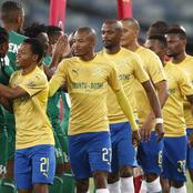Done Deal: Mamelodi Sundowns Star Put Pen on Paper For 2 Years Deal.