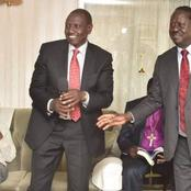Analyst:Raila Will Soon Realise Ruto has Never Been the Enemy, but it Will be Late