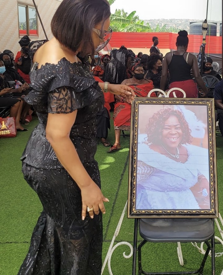 c5d3f66bb92042cf976564c3149769cb?quality=uhq&resize=720 - Life Is Too Short, Live Your Life - Nana Ama Mcbrown Speaks As She Sadly Mourns A Love One