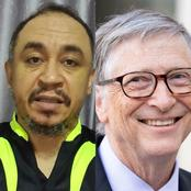 See What The Foolishness Of False Religion Can Cause: Freeze Blasts Africans Who Insulted Bill Gates